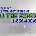 GET IT RIGHT CALL PRINTRONIX EXPERTS