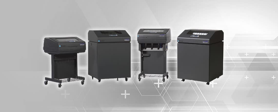 Printronix P7000 Family of High Speed Line Printers
