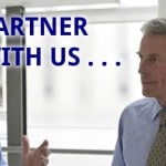 Partner with us . . .